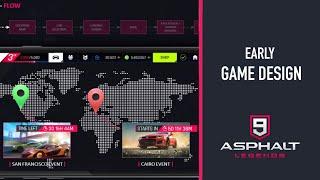 EARLY GAME DESIGN | ASPHALT 9