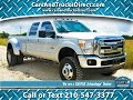 2012 Ford F350 Super Duty Dually Lariat Powerstroke Review