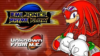 Sonic Adventure 2 - Unknown From M.E. Cover by Emi Jones Ft. Rhyme Flow
