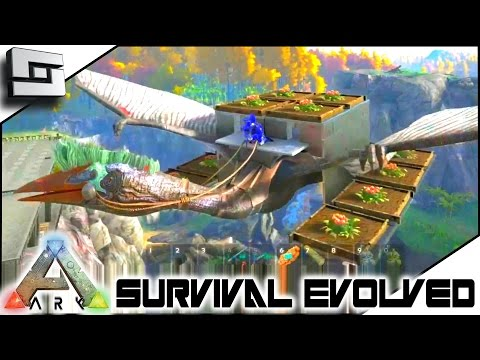 ARK: Survival Evolved - QUETZAL FORTRESS! S2E81 ( Gameplay )