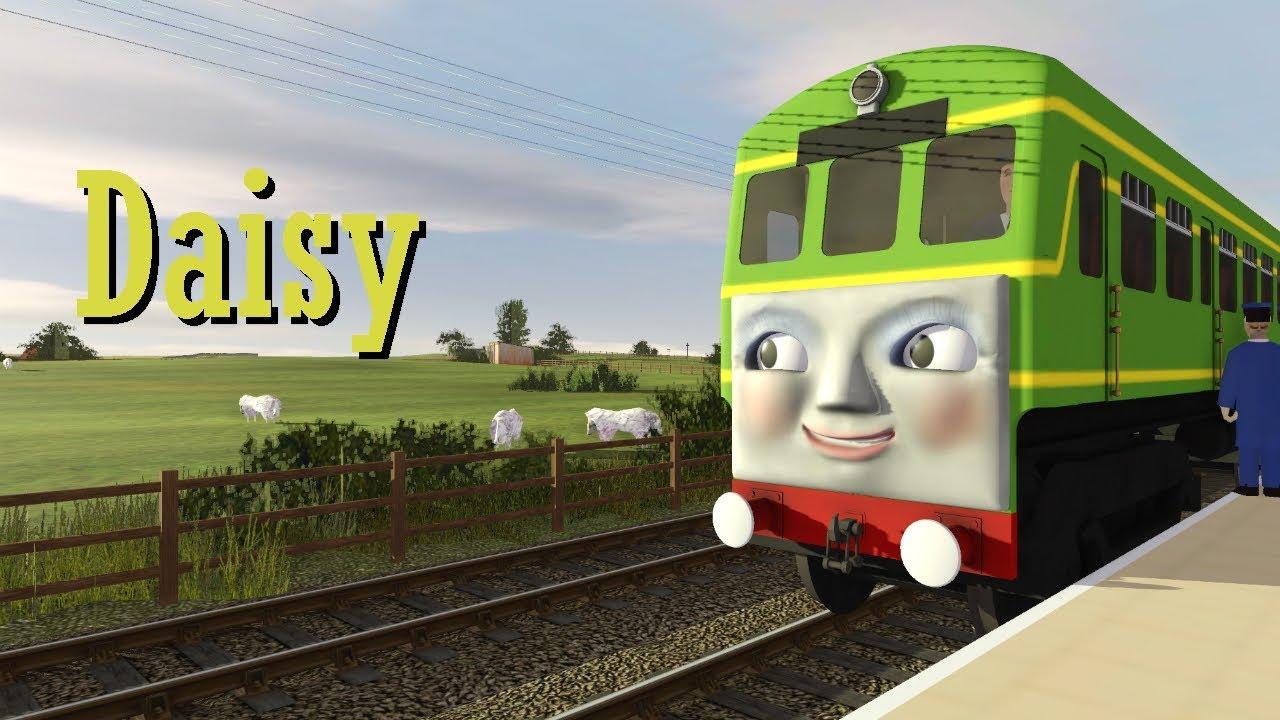 Daisy • Thomas and Friends Trainz Adaptation