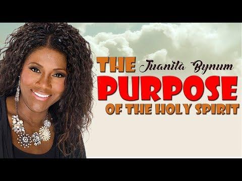 Dr. Juanita Bynum 2017 # The Purpose of the Holy Spirit # Dr. Juanita Bynum Facebook Live