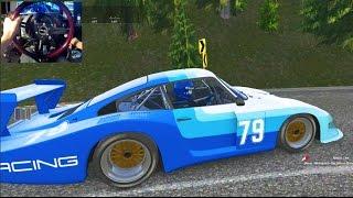 Assetto Corsa Porsche DLC 1 - GoPro Porsche 935/78 Moby Dick