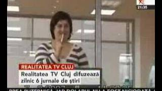 S-a lansat Realitatea Tv Cluj