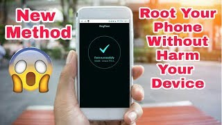 How To Root Android Phone Without Harm Your Device || Root Mobile Without Pc || New Method