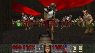 The Doom 2 (Ultra-Violence): chillax, TAS – MAP34