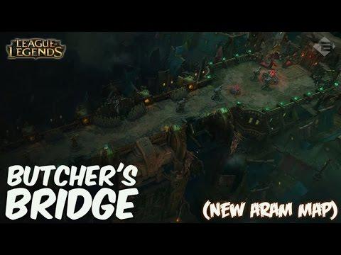 League Of Legends: Butcher´s Bridge: w/GameMovi3s CZ/SK (Renekton)
