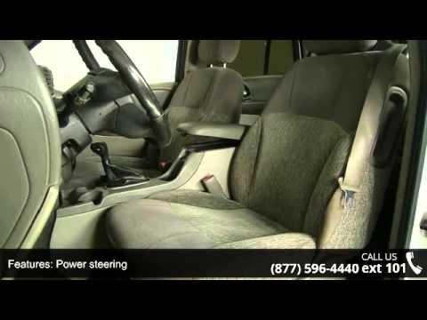 2003 Chevrolet TrailBlazer LS   Adventure Chevrolet Chrysler Jeep Mazda    Dalton, GA 30720
