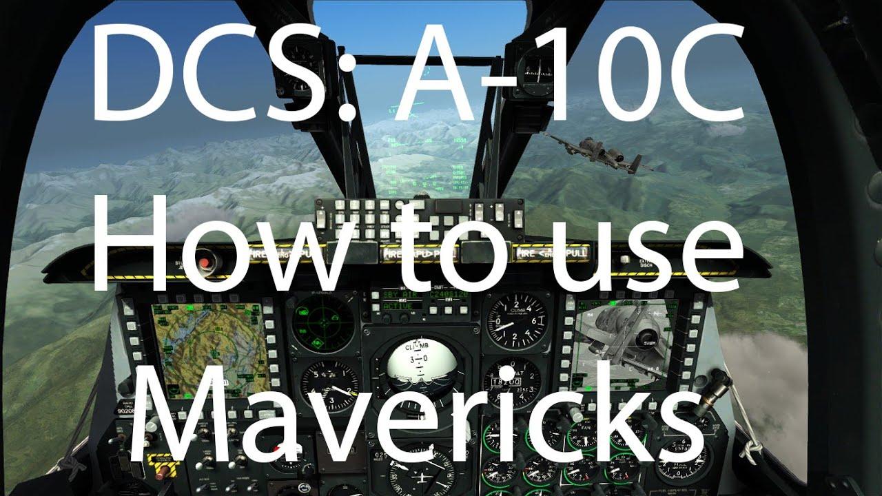 how to use a10c maverick