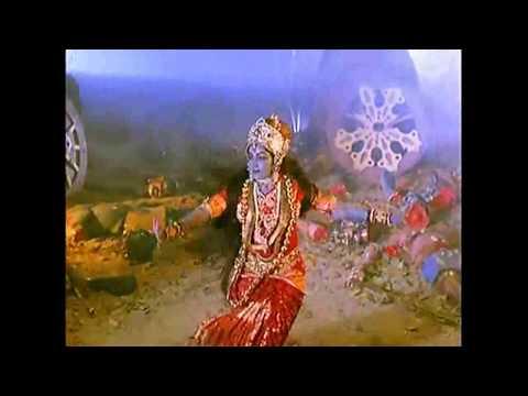 Kali Tandav Stuti - namo devi ananta roopini