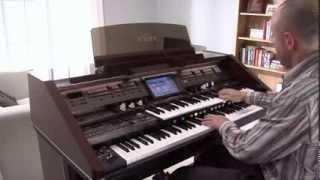 Roland Atelier electronic organs