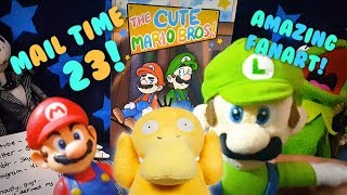 One of The Cute Mario Bros's most recent videos: