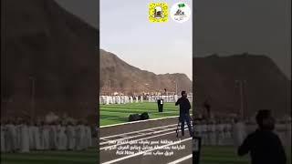 حفل محايل الشاعر مفرح بن صمان سيف العدالة
