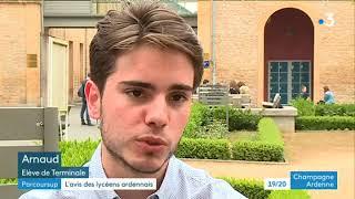 Charleville-Mézières : retour d'expérience sur Parcoursup au lycée Chanzy