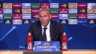 Zidane: Esto es fruto del trabajo de todos