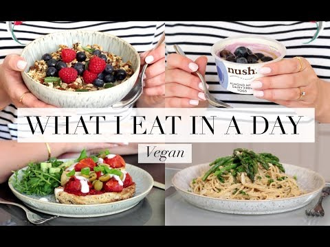 What I Eat in a Day #29 (Vegan/Plant-based) | JessBeautician