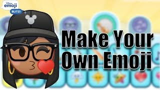 How To Make Your Own Disney Emoji   Disney Emoji Blitz