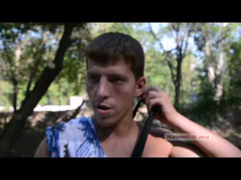 Видео Новости-N: Изнасилование в парке Победа
