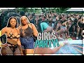 ALL GIRLS POOL PARTY SO TURNT !!!!  VLOG - YouTube