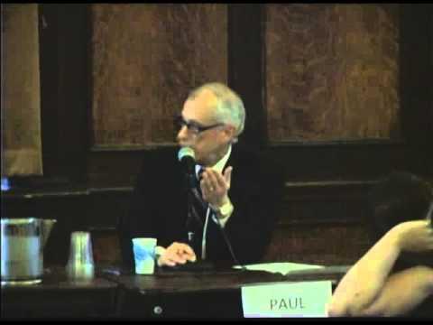 2010 UW Primate Research Debate