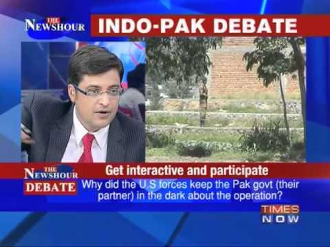 Debate: Was Osama Pakistan state guest? - 1