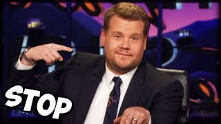 Everything Wrong With James Corden