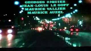 Opening Scene - PEUR SUR LA VILLE (1975)