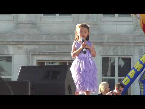 SING ME A SONG AGAIN DADDY - BY  4 YEARS OLD -   SOFIYA  INOC  GENTRY