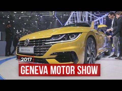 VW Arteon aims to be the brand's luxury GT | 2017 Geneva Motor Show