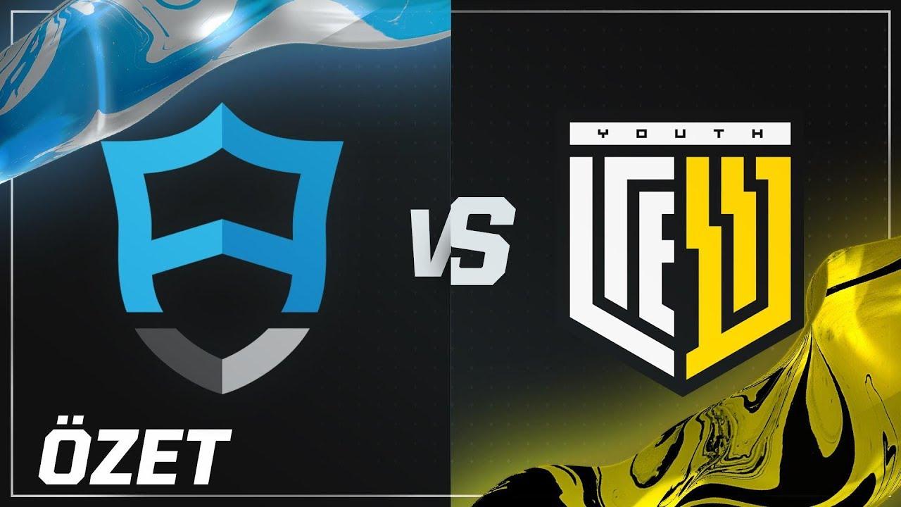 AUR vs YC 1. Maç Özeti Videosu