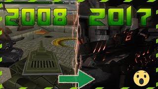 Tanki Online - Evolution (2008 - 2017)