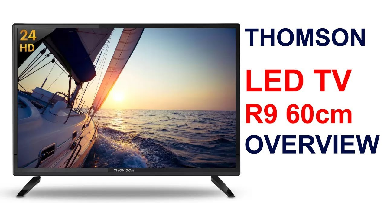 60cm Tv Thomson Led Tv R9 60cm Cverview