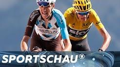 Tour de France 2017 - Highlights der Frankreich-Rundfahrt | Sportschau