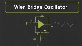 Wien Bridge Oscillator (using op-amp) Explained