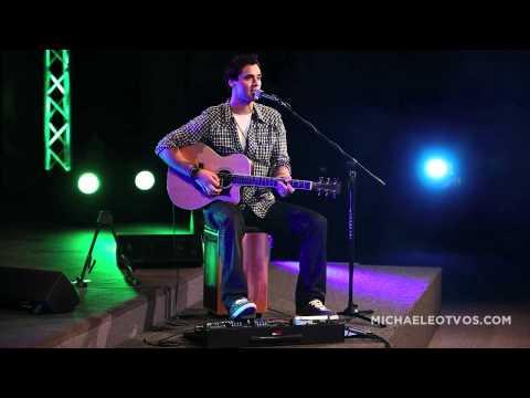 Kryptonite, 3 Doors Down (Acoustic Cover)  Michael Eotvos