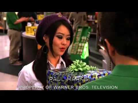 Julia Ling as Anna Wu on Chuck