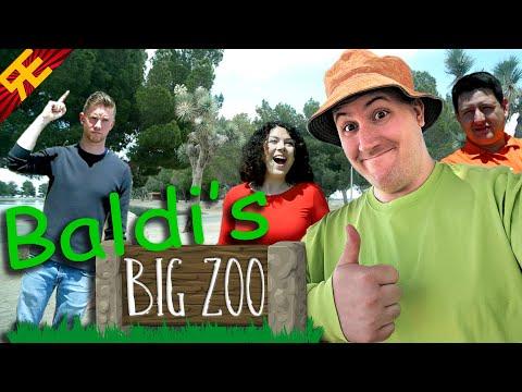 BALDI'S BIG ZOO: A Baldi's Basics Song [by Random Encounters]