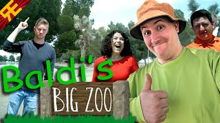 BALDI'S BIG ZOO: A Baldi's Basics Song [by Random Encounters]