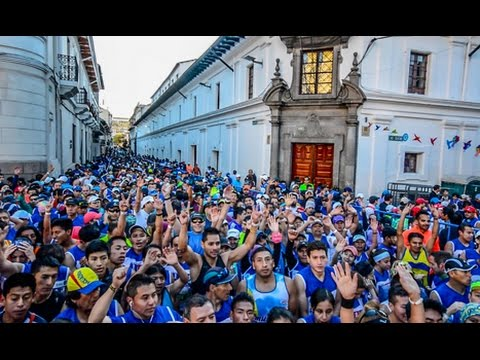 9na MARATÓN DE QUITO 2015