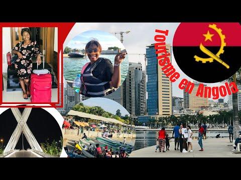 SÉJOUR EN ANGOLA 🇦🇴 || TOURISME AU CABINDA ET À LUANDA