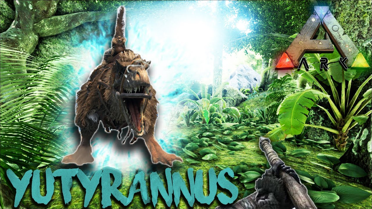 Ark The Center Karte.Ark The Center Yutyrannus Location Taming And Review Dino Booster
