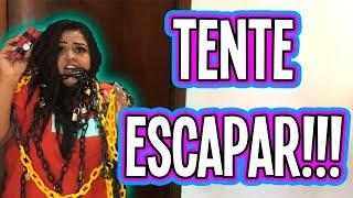 TENTE ESCAPAR DO MEU QUARTO !!! ( ESCAPE CHALLENGE )
