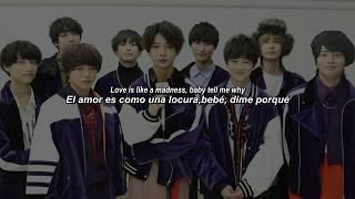 SUPER☆DRAGON - Bloody Love (Sub Esp)