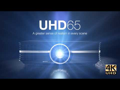 UHD65 True to life detail - 4K Ultra HD projector - Optoma