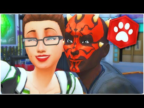 Geekcon! | The Sims 4 Cats and Dogs (Part 33)