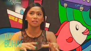 Tunay na Buhay: Rochelle Pangilinan, ikinuwento ang pinagmulan niya noon