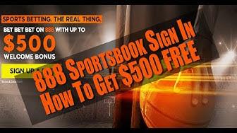 888sport NJ App - Sign In, Review & Promo Code - Get $10 Free Bet, $500 Free Bonus