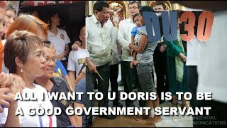 NAKAKAGULAT Doris Bigornia ang bagong DSWD Sec ni PRRD WATCH