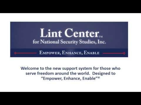 Lint Center for National Security Studies - Volunteering & Scholarship Winners