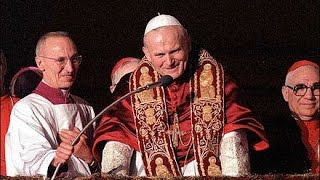 The Election of Pope John Paul II (October 16, 1978)